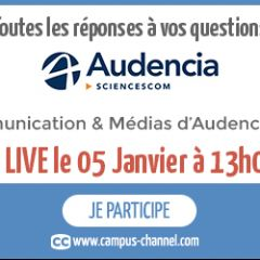 Live Campus Channel le 5 janvier